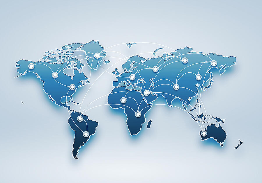 NW Oral Surgery Dental Surgery Tourism Risks World Map