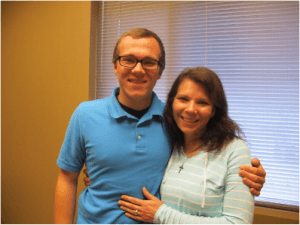 Julie Peterson shares her story about her son
